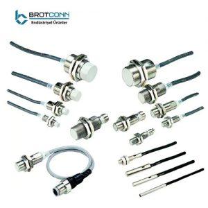 Omron E2EH Serisi Yüksek Sıcaklığa Dayanıklı Sensör