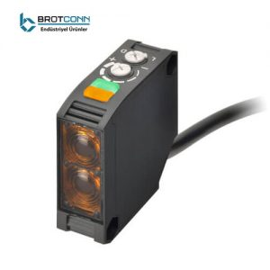 Omron E3JK Serisi Fotoelektrik Sensörler
