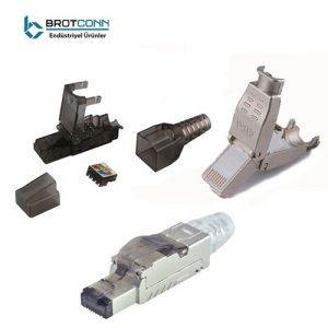Endüstriyel Ethernet Soketleri