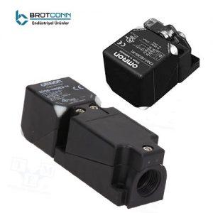 Omron E2Q5 ve E2Q6 Kübik Sensörler