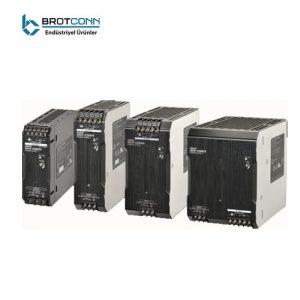 Omron S8VK-C ve S8VK-T Güç Kaynakları